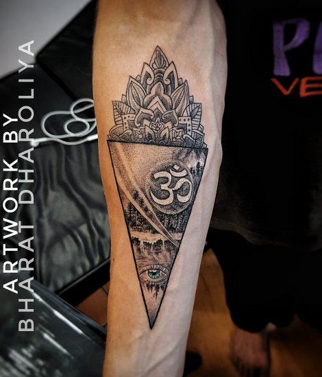 Inkfinite Tattoo Studio Nashik | Goa, India